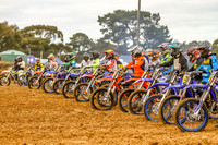Victorian Junior Motocross Championships Round 4 Day One.