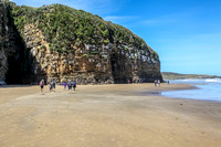 Kathedral Caves - Catlins Coastel Area -South Island