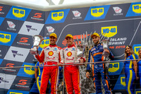 Supercars Phillip Island 500 - Pits & Podiums - (Editorial Only)