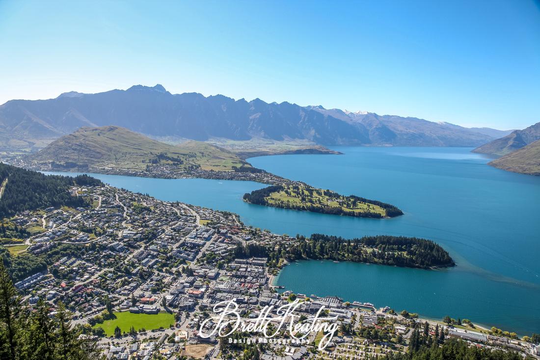 QueensTown - South Island - New Zealand