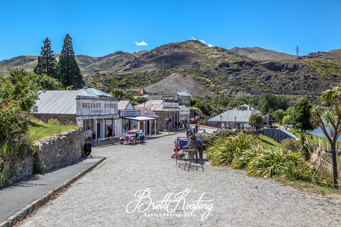 Cromwell - Central Otago - SouthIsland NewZealand