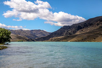 Lake Dunstan-Central Otago-Cromwell SouthIsland NewZealand
