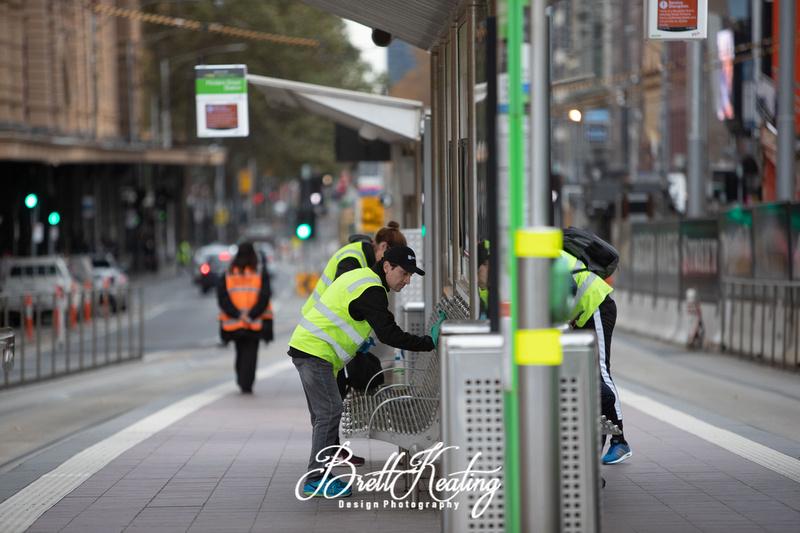Civid 19 - MelbourneCBD Victoria