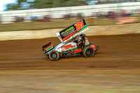 Round 10 Eureka Garages & Sheds Sprint Car Series from Western S